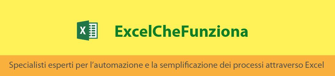 www.ExcelCheFunziona.com
